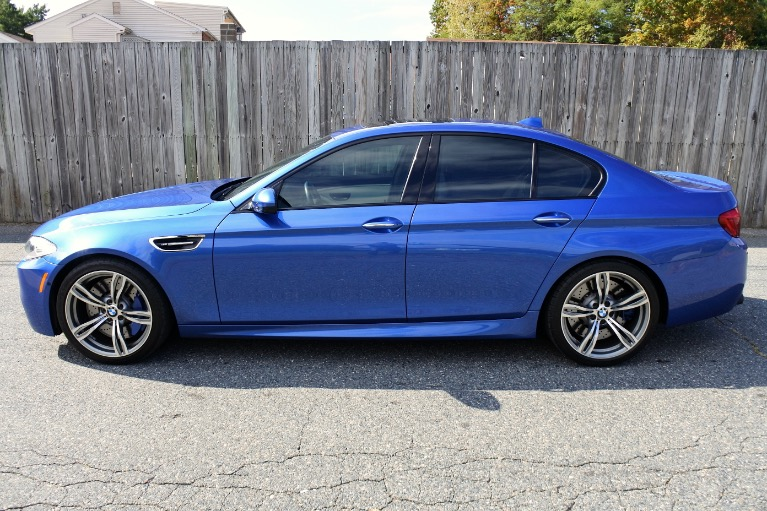 Used 2013 BMW M5 Sedan Used 2013 BMW M5 Sedan for sale  at Metro West Motorcars LLC in Shrewsbury MA 2