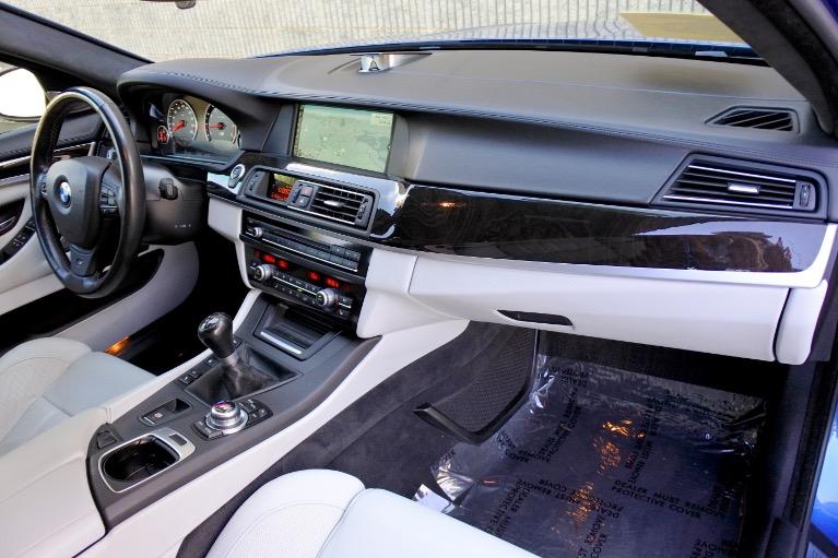 Used 2013 BMW M5 Sedan Used 2013 BMW M5 Sedan for sale  at Metro West Motorcars LLC in Shrewsbury MA 20