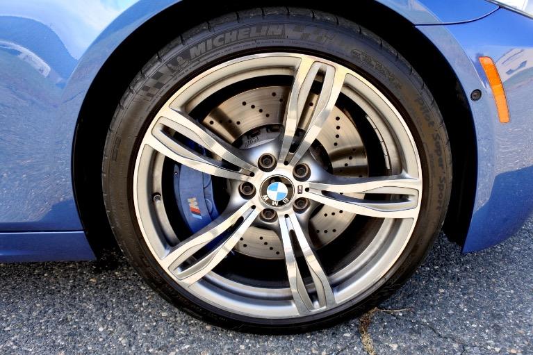 Used 2013 BMW M5 Sedan Used 2013 BMW M5 Sedan for sale  at Metro West Motorcars LLC in Shrewsbury MA 24