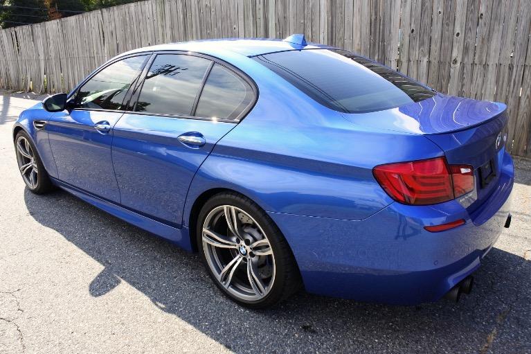 Used 2013 BMW M5 Sedan Used 2013 BMW M5 Sedan for sale  at Metro West Motorcars LLC in Shrewsbury MA 3