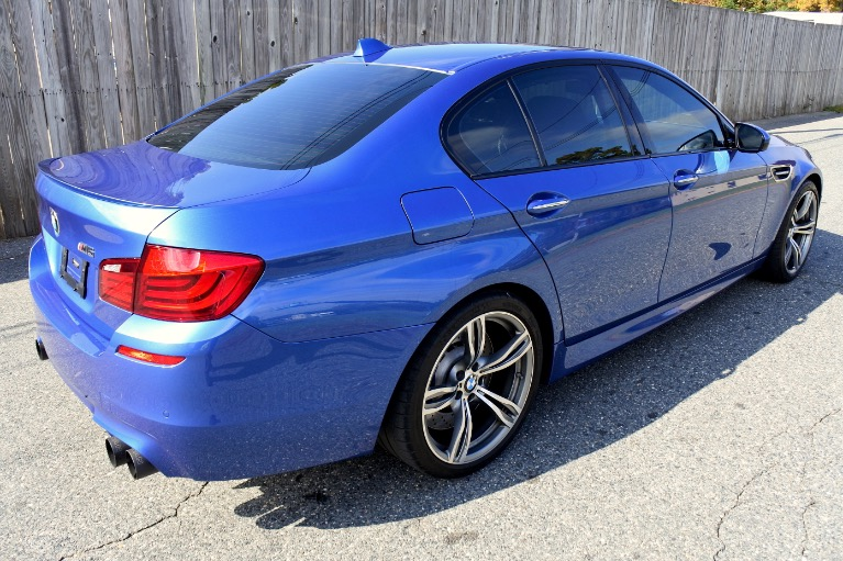 Used 2013 BMW M5 4dr Sdn Used 2013 BMW M5 4dr Sdn for sale  at Metro West Motorcars LLC in Shrewsbury MA 5