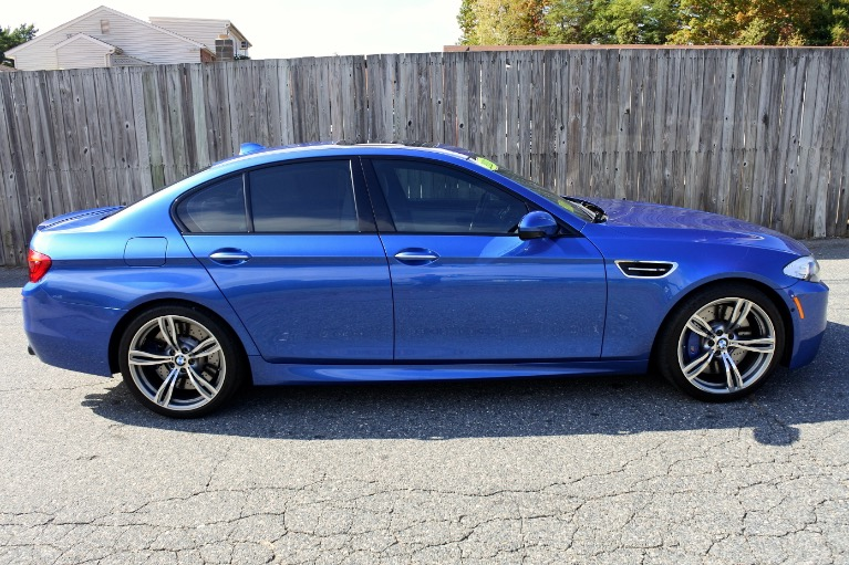 Used 2013 BMW M5 Sedan Used 2013 BMW M5 Sedan for sale  at Metro West Motorcars LLC in Shrewsbury MA 6