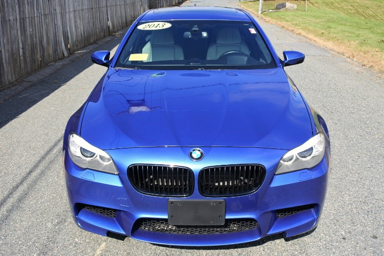 Used 2013 BMW M5 Sedan Used 2013 BMW M5 Sedan for sale  at Metro West Motorcars LLC in Shrewsbury MA 8