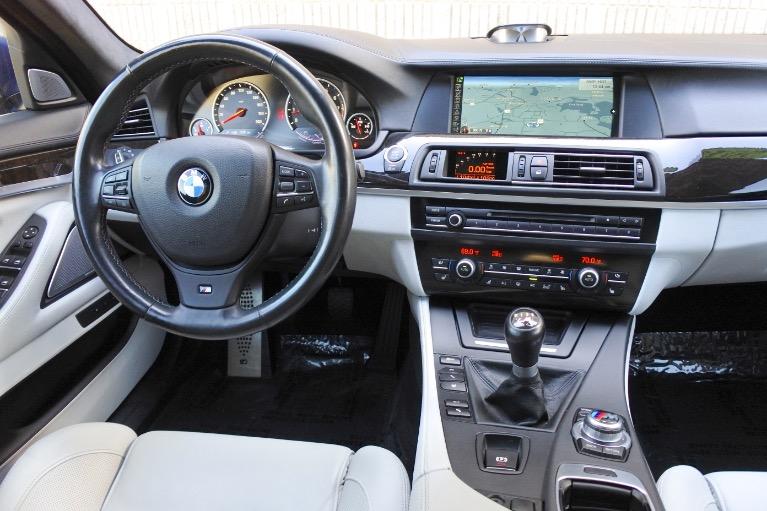 Used 2013 BMW M5 Sedan Used 2013 BMW M5 Sedan for sale  at Metro West Motorcars LLC in Shrewsbury MA 9