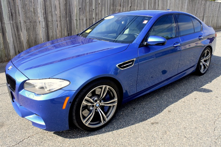 Used 2013 BMW M5 4dr Sdn Used 2013 BMW M5 4dr Sdn for sale  at Metro West Motorcars LLC in Shrewsbury MA 1