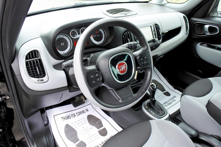 Used 2014 Fiat 500l Easy Used 2014 Fiat 500l Easy for sale  at Metro West Motorcars LLC in Shrewsbury MA 14