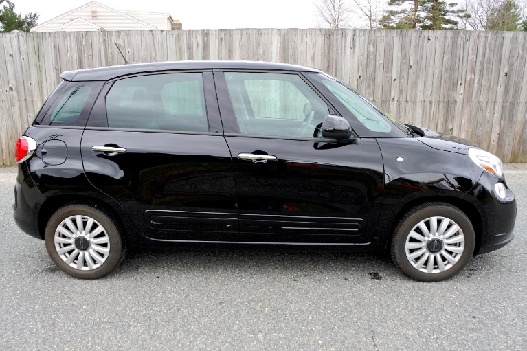 Used 2014 Fiat 500l Easy Used 2014 Fiat 500l Easy for sale  at Metro West Motorcars LLC in Shrewsbury MA 6