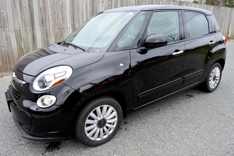 Used 2014 Fiat 500l Easy Used 2014 Fiat 500l Easy for sale  at Metro West Motorcars LLC in Shrewsbury MA 1