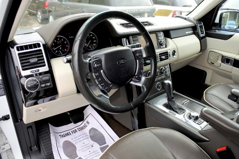 Used 2012 Land Rover Range Rover 4WD 4dr HSE Used 2012 Land Rover Range Rover 4WD 4dr HSE for sale  at Metro West Motorcars LLC in Shrewsbury MA 13