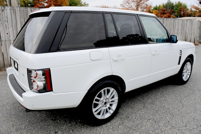 Used 2012 Land Rover Range Rover 4WD 4dr HSE Used 2012 Land Rover Range Rover 4WD 4dr HSE for sale  at Metro West Motorcars LLC in Shrewsbury MA 5