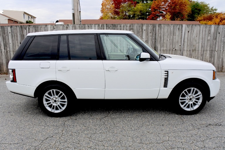Used 2012 Land Rover Range Rover HSE Used 2012 Land Rover Range Rover HSE for sale  at Metro West Motorcars LLC in Shrewsbury MA 6