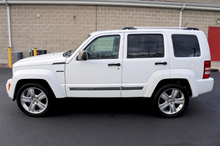 Used 2012 Jeep Liberty 4WD 4dr Limited Jet Used 2012 Jeep Liberty 4WD 4dr Limited Jet for sale  at Metro West Motorcars LLC in Shrewsbury MA 2
