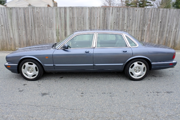 Used 1997 Jaguar Xj XJR Supercharged Used 1997 Jaguar Xj XJR Supercharged for sale  at Metro West Motorcars LLC in Shrewsbury MA 2