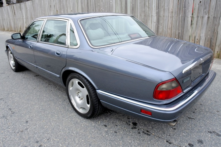 Used 1997 Jaguar Xj XJR Supercharged Used 1997 Jaguar Xj XJR Supercharged for sale  at Metro West Motorcars LLC in Shrewsbury MA 3