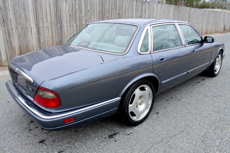 Used 1997 Jaguar Xj XJR Supercharged Used 1997 Jaguar Xj XJR Supercharged for sale  at Metro West Motorcars LLC in Shrewsbury MA 5