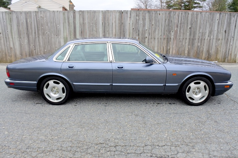 Used 1997 Jaguar Xj XJR Supercharged Used 1997 Jaguar Xj XJR Supercharged for sale  at Metro West Motorcars LLC in Shrewsbury MA 6