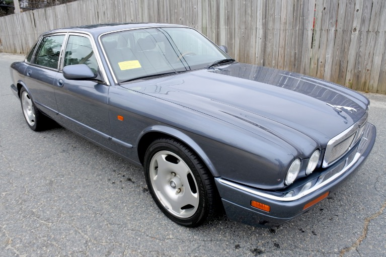 Used 1997 Jaguar Xj XJR Supercharged Used 1997 Jaguar Xj XJR Supercharged for sale  at Metro West Motorcars LLC in Shrewsbury MA 7