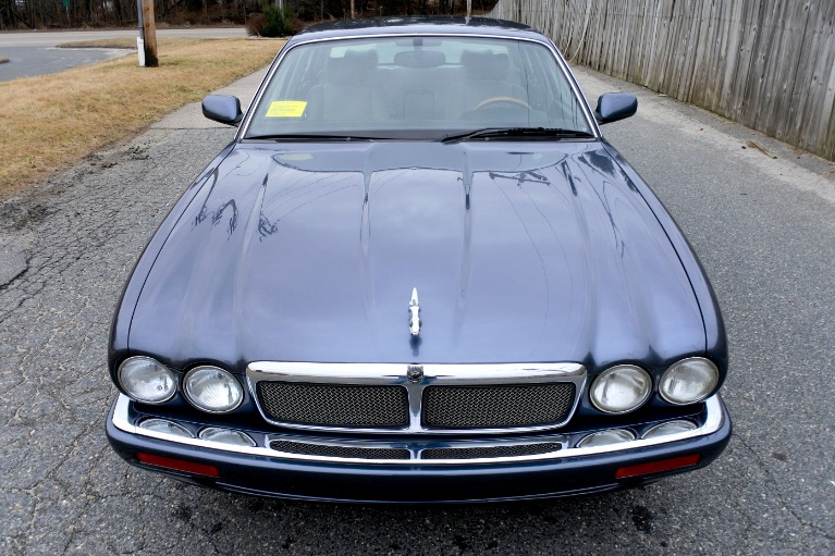Used 1997 Jaguar Xj XJR Supercharged Used 1997 Jaguar Xj XJR Supercharged for sale  at Metro West Motorcars LLC in Shrewsbury MA 8