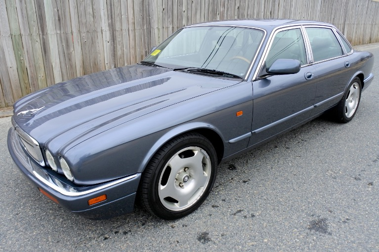Used 1997 Jaguar Xj XJR Supercharged Used 1997 Jaguar Xj XJR Supercharged for sale  at Metro West Motorcars LLC in Shrewsbury MA 1