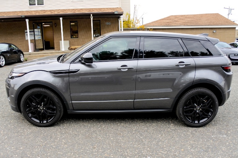 Used 2017 Land Rover Range Rover Evoque HSE Dynamic Used 2017 Land Rover Range Rover Evoque HSE Dynamic for sale  at Metro West Motorcars LLC in Shrewsbury MA 2