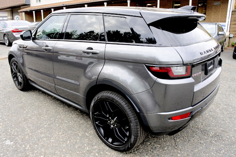 Used 2017 Land Rover Range Rover Evoque HSE Dynamic Used 2017 Land Rover Range Rover Evoque HSE Dynamic for sale  at Metro West Motorcars LLC in Shrewsbury MA 3