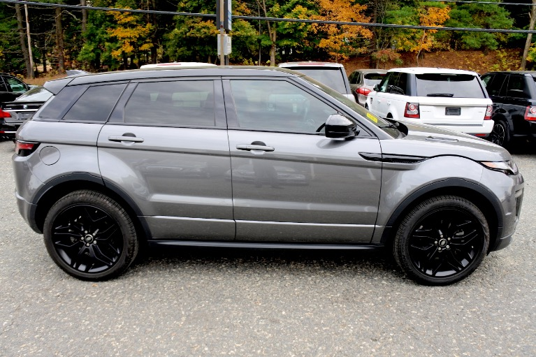 Used 2017 Land Rover Range Rover Evoque HSE Dynamic Used 2017 Land Rover Range Rover Evoque HSE Dynamic for sale  at Metro West Motorcars LLC in Shrewsbury MA 6