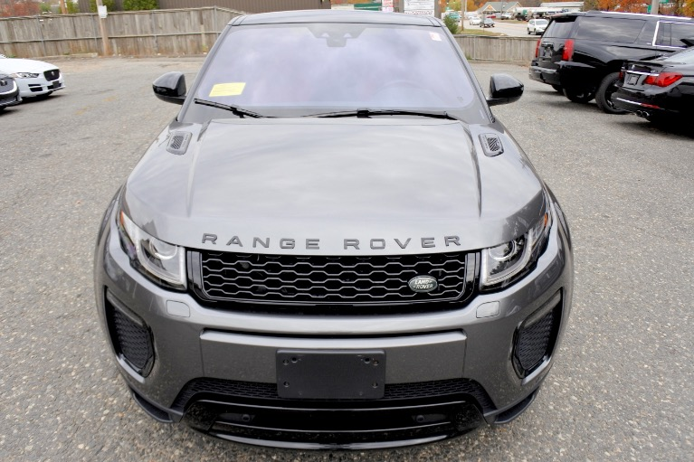 Used 2017 Land Rover Range Rover Evoque HSE Dynamic Used 2017 Land Rover Range Rover Evoque HSE Dynamic for sale  at Metro West Motorcars LLC in Shrewsbury MA 8