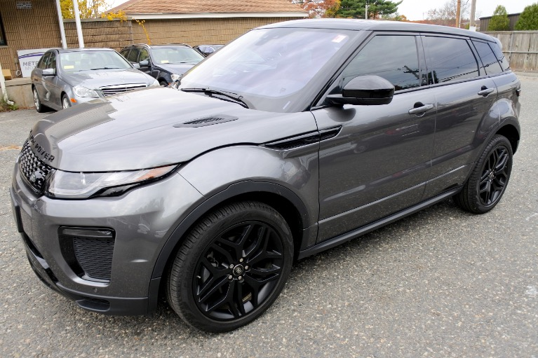 Used 2017 Land Rover Range Rover Evoque HSE Dynamic Used 2017 Land Rover Range Rover Evoque HSE Dynamic for sale  at Metro West Motorcars LLC in Shrewsbury MA 1