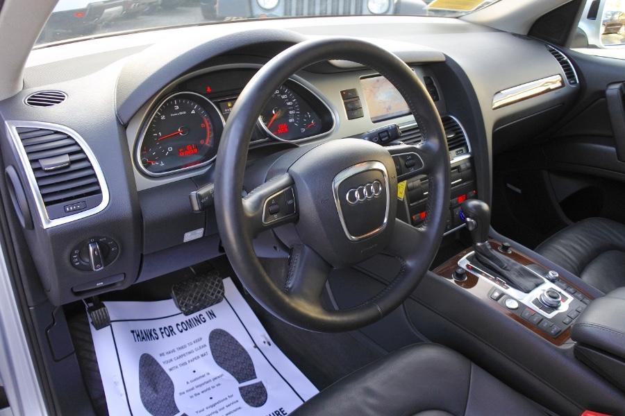 Used 2010 Audi Q7 quattro 4dr 3.0L TDI Prestige Used 2010 Audi Q7 quattro 4dr 3.0L TDI Prestige for sale  at Metro West Motorcars LLC in Shrewsbury MA 12