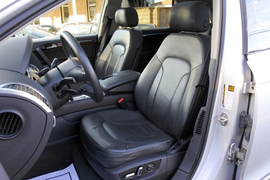 Used 2010 Audi Q7 quattro 4dr 3.0L TDI Prestige Used 2010 Audi Q7 quattro 4dr 3.0L TDI Prestige for sale  at Metro West Motorcars LLC in Shrewsbury MA 13