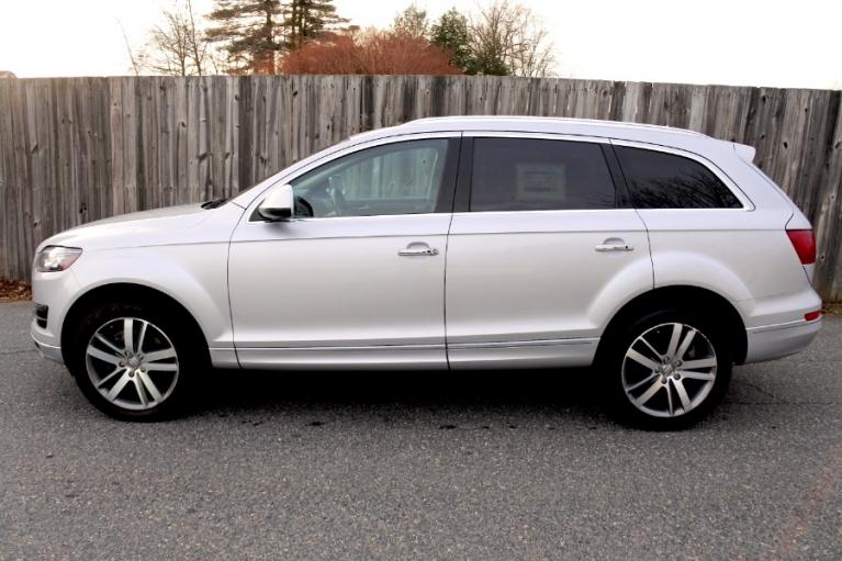 Used 2010 Audi Q7 quattro 4dr 3.0L TDI Prestige Used 2010 Audi Q7 quattro 4dr 3.0L TDI Prestige for sale  at Metro West Motorcars LLC in Shrewsbury MA 2