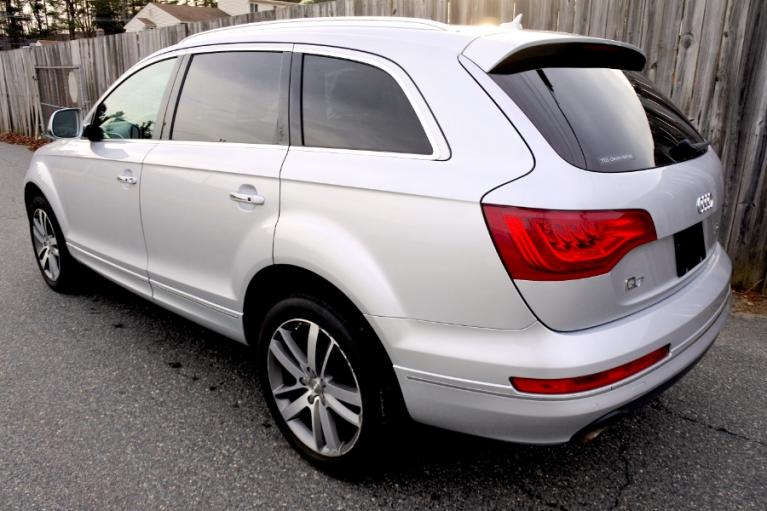 Used 2010 Audi Q7 quattro 4dr 3.0L TDI Prestige Used 2010 Audi Q7 quattro 4dr 3.0L TDI Prestige for sale  at Metro West Motorcars LLC in Shrewsbury MA 3