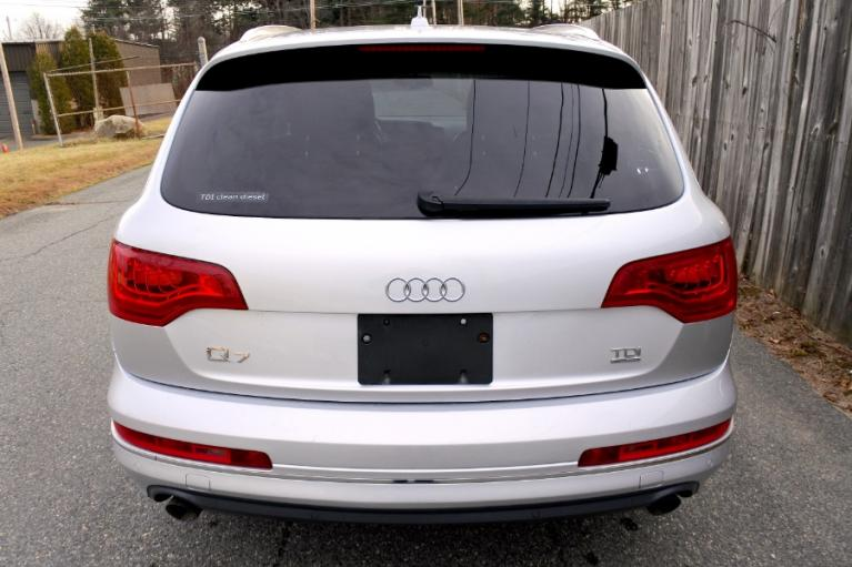 Used 2010 Audi Q7 quattro 4dr 3.0L TDI Prestige Used 2010 Audi Q7 quattro 4dr 3.0L TDI Prestige for sale  at Metro West Motorcars LLC in Shrewsbury MA 4