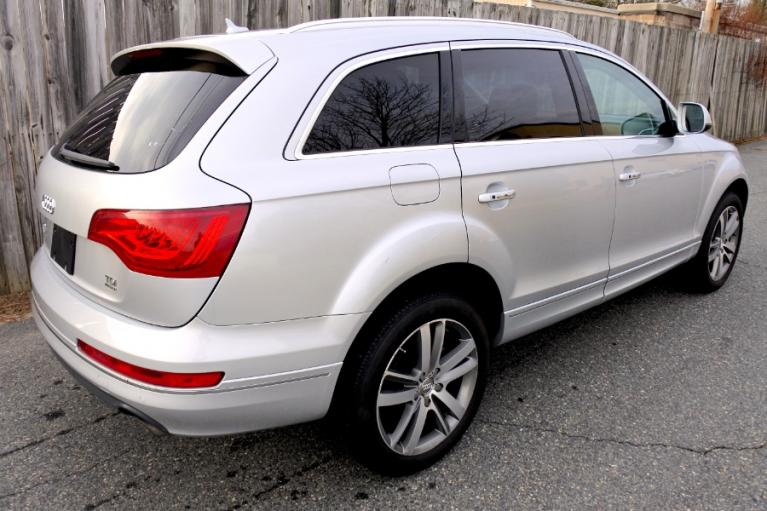 Used 2010 Audi Q7 quattro 4dr 3.0L TDI Prestige Used 2010 Audi Q7 quattro 4dr 3.0L TDI Prestige for sale  at Metro West Motorcars LLC in Shrewsbury MA 5