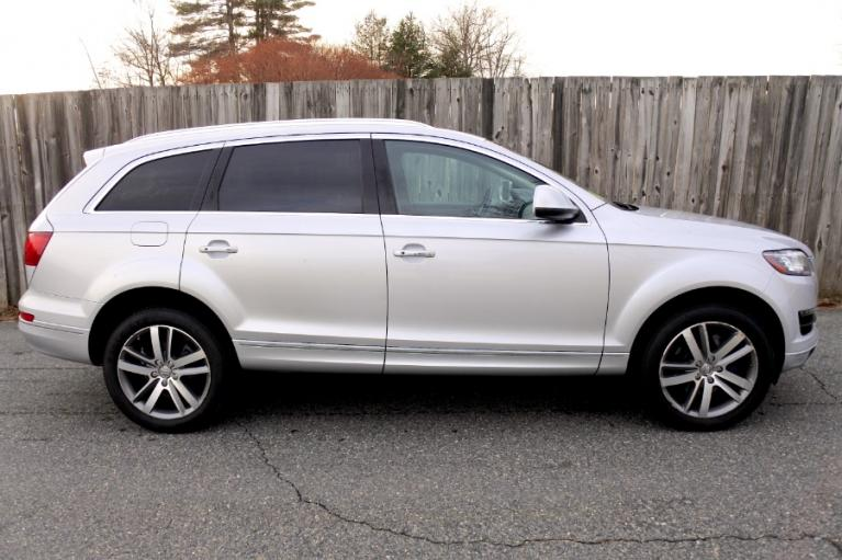 Used 2010 Audi Q7 quattro 4dr 3.0L TDI Prestige Used 2010 Audi Q7 quattro 4dr 3.0L TDI Prestige for sale  at Metro West Motorcars LLC in Shrewsbury MA 6