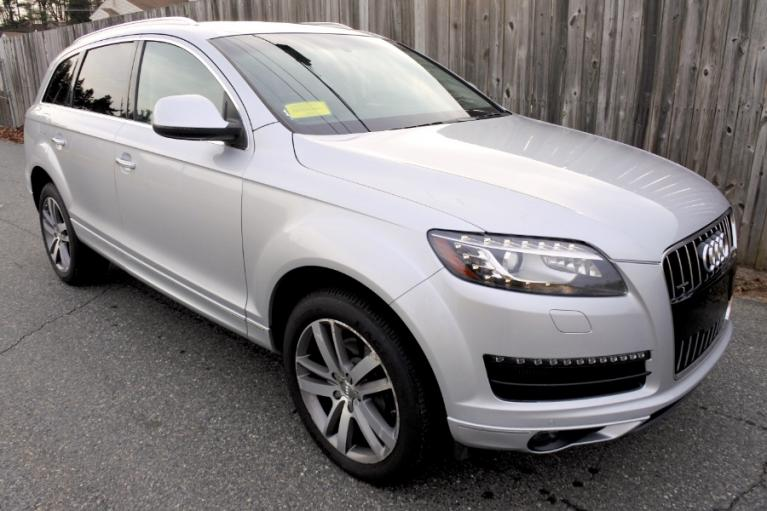 Used 2010 Audi Q7 quattro 4dr 3.0L TDI Prestige Used 2010 Audi Q7 quattro 4dr 3.0L TDI Prestige for sale  at Metro West Motorcars LLC in Shrewsbury MA 7