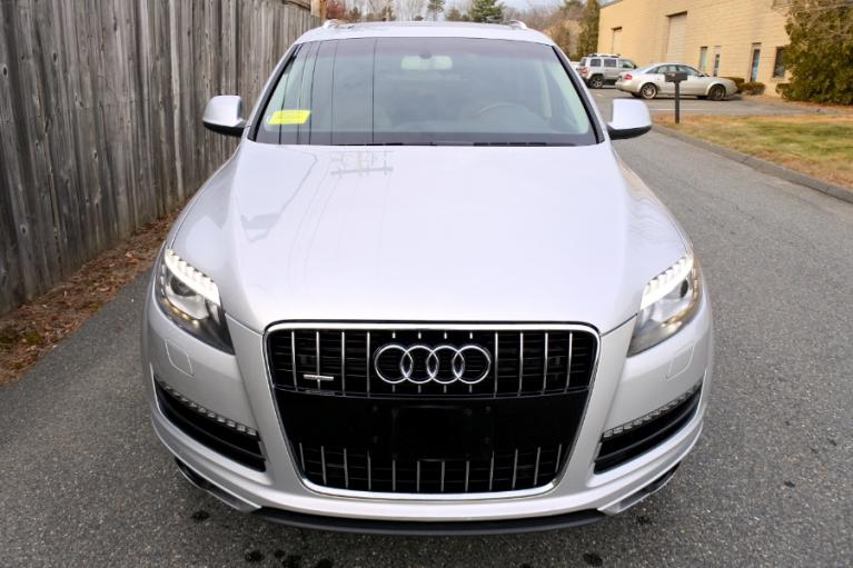 Used 2010 Audi Q7 quattro 4dr 3.0L TDI Prestige Used 2010 Audi Q7 quattro 4dr 3.0L TDI Prestige for sale  at Metro West Motorcars LLC in Shrewsbury MA 8