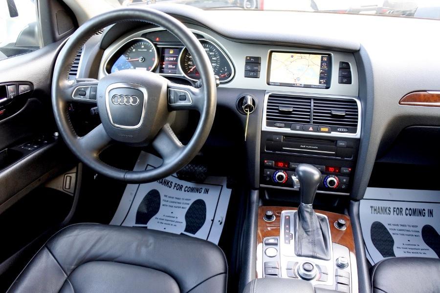 Used 2010 Audi Q7 quattro 4dr 3.0L TDI Prestige Used 2010 Audi Q7 quattro 4dr 3.0L TDI Prestige for sale  at Metro West Motorcars LLC in Shrewsbury MA 9