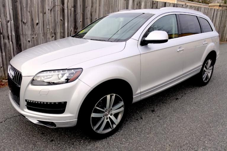 Used 2010 Audi Q7 quattro 4dr 3.0L TDI Prestige Used 2010 Audi Q7 quattro 4dr 3.0L TDI Prestige for sale  at Metro West Motorcars LLC in Shrewsbury MA 1