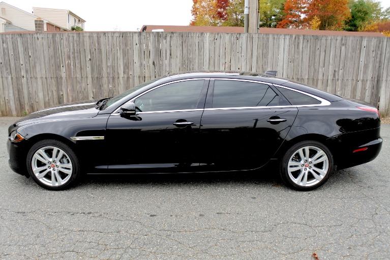 Used 2017 Jaguar Xj XJL Portfolio AWD Used 2017 Jaguar Xj XJL Portfolio AWD for sale  at Metro West Motorcars LLC in Shrewsbury MA 2