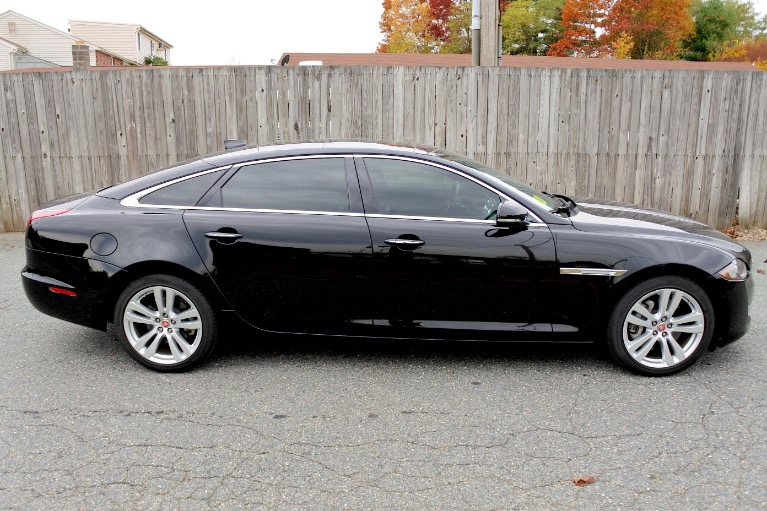 Used 2017 Jaguar Xj XJL Portfolio AWD Used 2017 Jaguar Xj XJL Portfolio AWD for sale  at Metro West Motorcars LLC in Shrewsbury MA 6