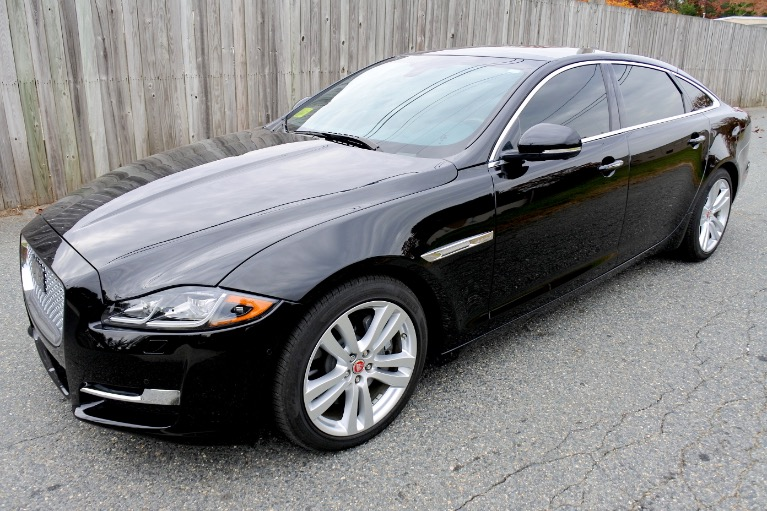 Used 2017 Jaguar Xj XJL Portfolio AWD Used 2017 Jaguar Xj XJL Portfolio AWD for sale  at Metro West Motorcars LLC in Shrewsbury MA 1