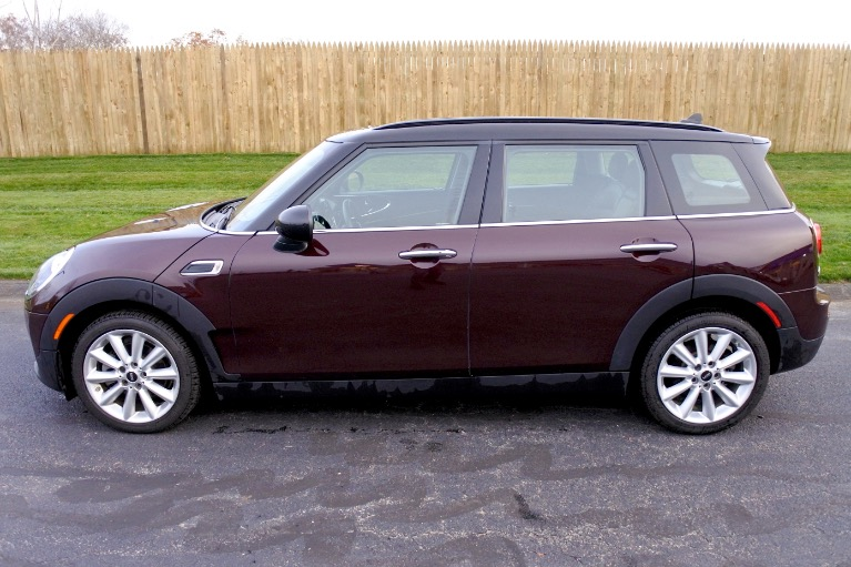 Used 2016 Mini Cooper Clubman 4dr HB Used 2016 Mini Cooper Clubman 4dr HB for sale  at Metro West Motorcars LLC in Shrewsbury MA 2