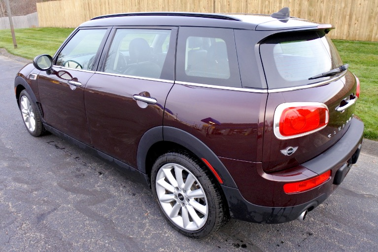 Used 2016 Mini Cooper Clubman 4dr HB Used 2016 Mini Cooper Clubman 4dr HB for sale  at Metro West Motorcars LLC in Shrewsbury MA 3