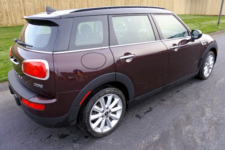 Used 2016 Mini Cooper Clubman 4dr HB Used 2016 Mini Cooper Clubman 4dr HB for sale  at Metro West Motorcars LLC in Shrewsbury MA 5