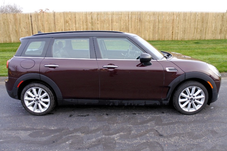 Used 2016 Mini Cooper Clubman 4dr HB Used 2016 Mini Cooper Clubman 4dr HB for sale  at Metro West Motorcars LLC in Shrewsbury MA 6