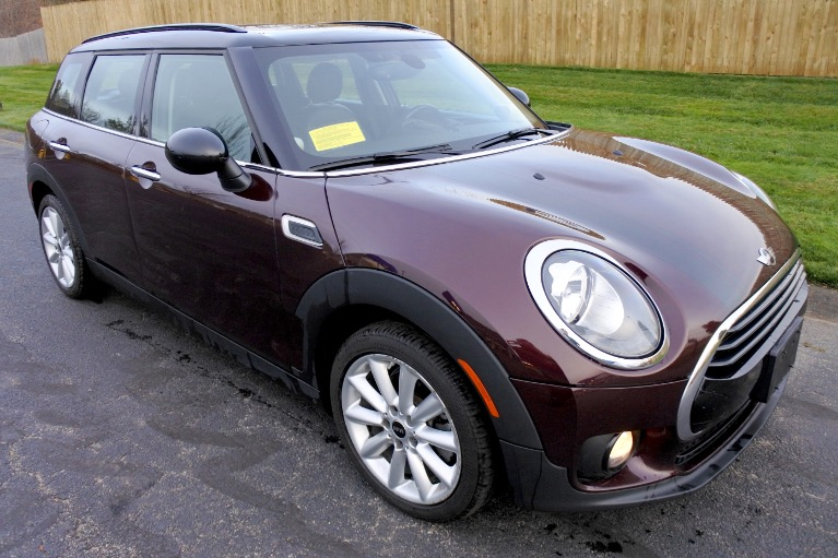 Used 2016 Mini Cooper Clubman 4dr HB Used 2016 Mini Cooper Clubman 4dr HB for sale  at Metro West Motorcars LLC in Shrewsbury MA 7