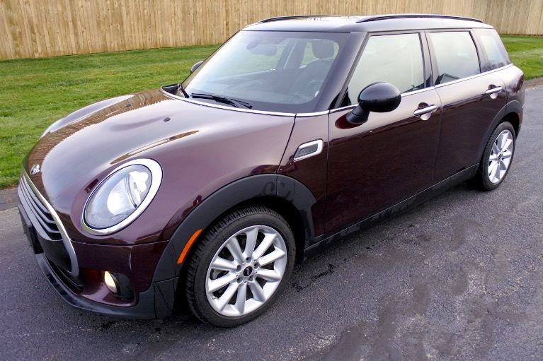 Used 2016 Mini Cooper Clubman 4dr HB Used 2016 Mini Cooper Clubman 4dr HB for sale  at Metro West Motorcars LLC in Shrewsbury MA 1