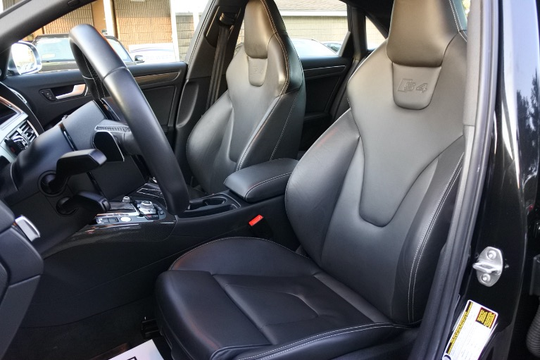 Used 2013 Audi S4 4dr Sdn S Tronic Premium Plus Used 2013 Audi S4 4dr Sdn S Tronic Premium Plus for sale  at Metro West Motorcars LLC in Shrewsbury MA 10