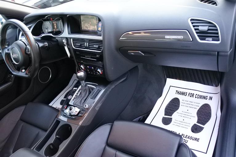 Used 2013 Audi S4 4dr Sdn S Tronic Premium Plus Used 2013 Audi S4 4dr Sdn S Tronic Premium Plus for sale  at Metro West Motorcars LLC in Shrewsbury MA 15